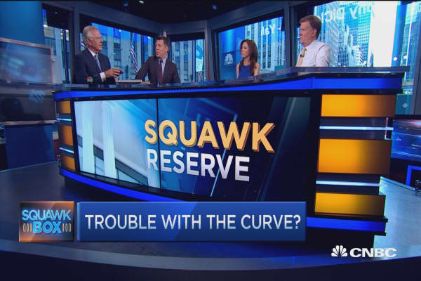 Fed is out of bullets: Richard Fisher