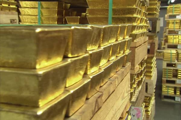 Goldman Sachs lifts gold price outlook