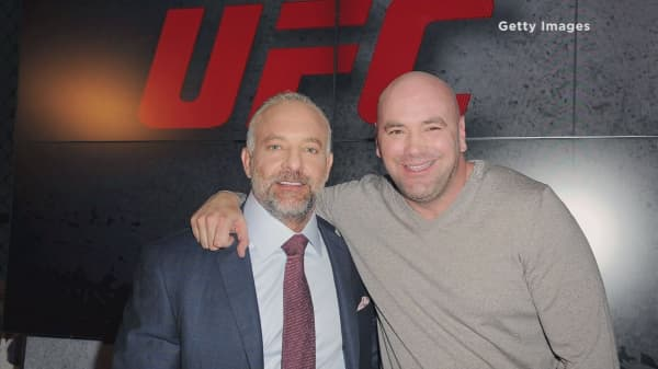UFC owners in advanced talks to sell company