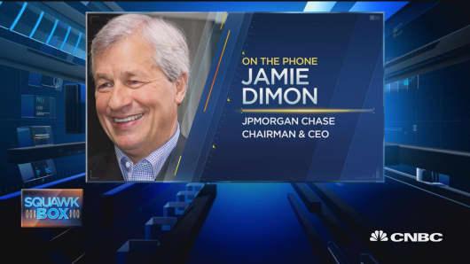 Jamie Dimon's post-election wish list