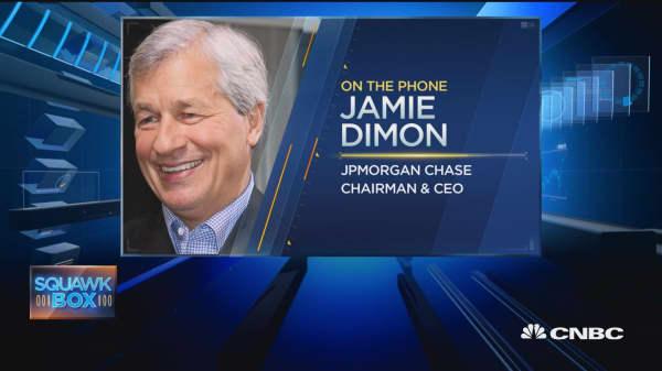 CNBC Pro: Jamie Dimon