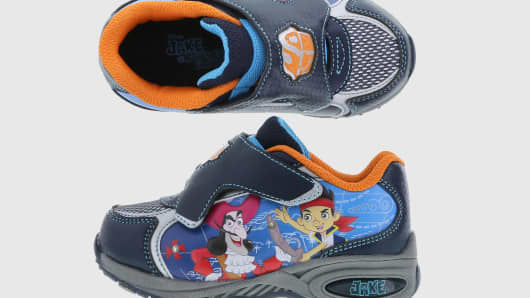 5ba16bede1b Payless Pulls Light-Up Kids' Shoes Suspected of Sparking Texas SUV Fire