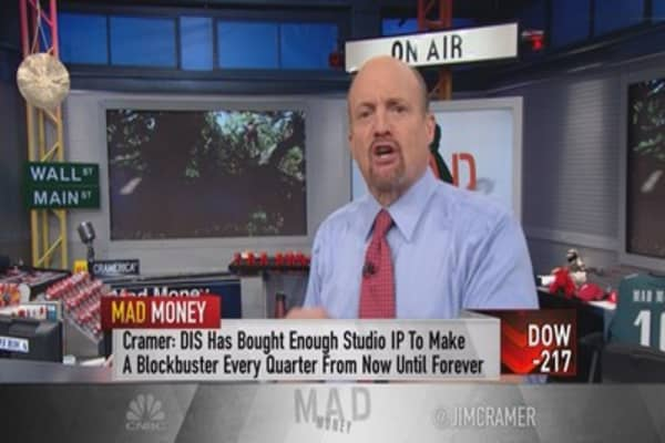 Cramer: Disney vs. Macy's—the one with staying power