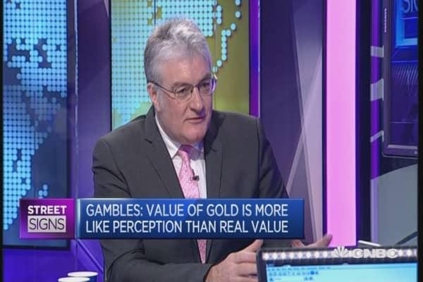 Gold is still 'good value'