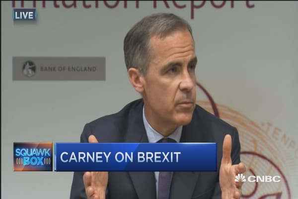 Carney on Brexit