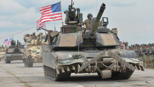 US Tanks