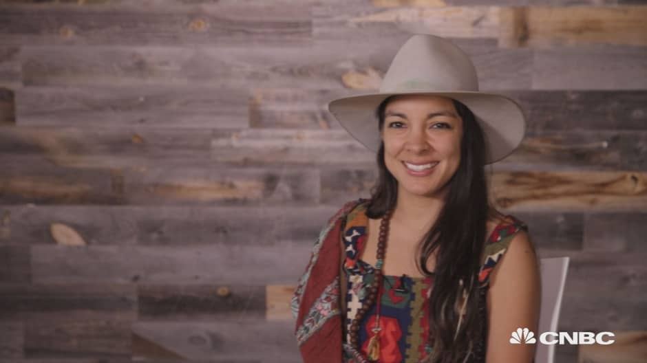 Thinx CEO Miki Agrawal: don't let a taboo get in your way