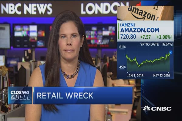 Amazon and the retail wreck