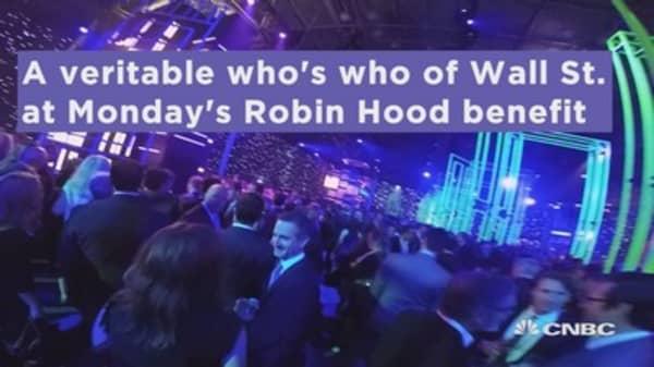 Inside the 2016 Robin Hood Gala