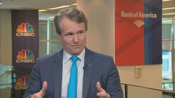 Pro Uncut: Full interview with Bank of America's CEO