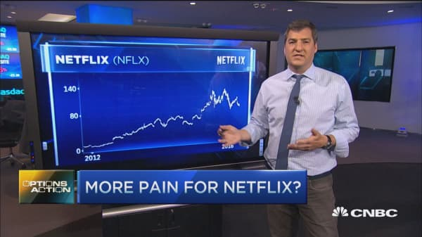More pain for Netflix?