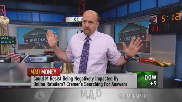 Cramer: 2016's new trading pattern—dumping sectors, not stocks