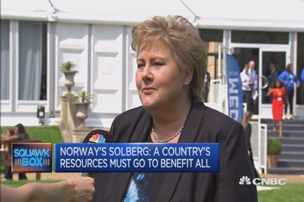 Norway's role in tackling corruption