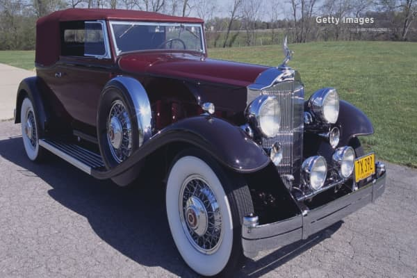 Classic cars and rare coins top Knight Frank's luxury index