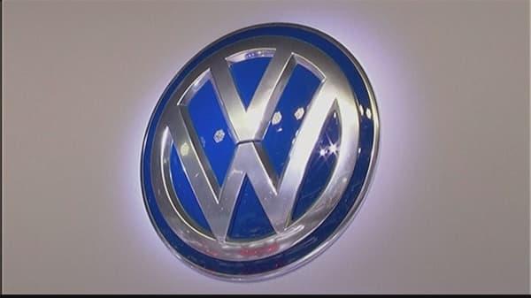 Volkswagen sales up for first time since emissions scandal