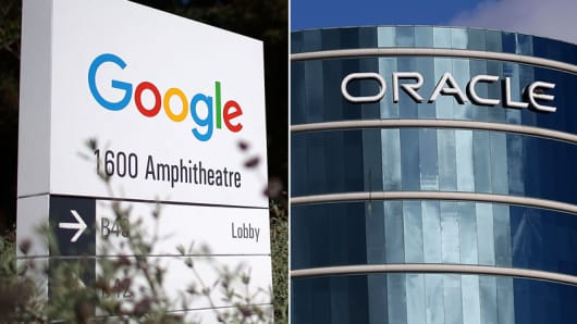 Google Oracle