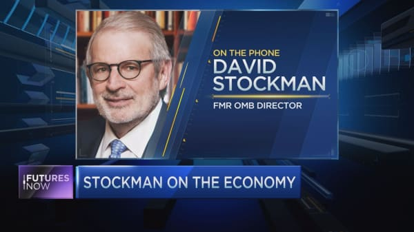 Stockman: Trump will scare the hell out of the markets
