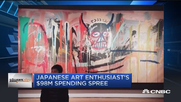Art market exciting for global players: Sotheby's