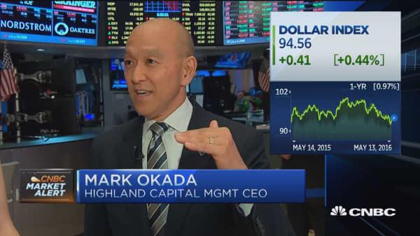Okada: Watch this dollar