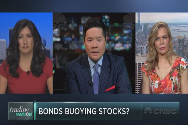 What do sliding bond yields mean for investors?