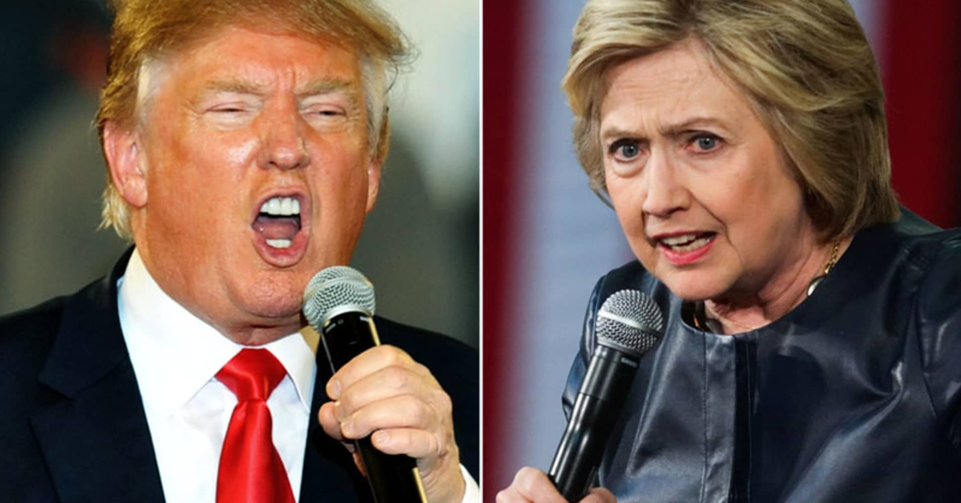 Trump and Clinton: The two worst things that could happen ...