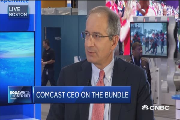 Comcast CEO on the future of TV