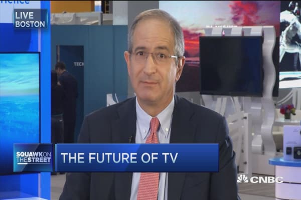 Comcast CEO on wireless network