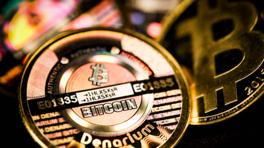 Denarium bitcoins