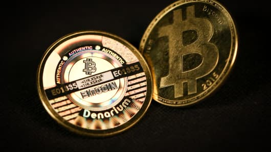 Denarium Bitcoins.