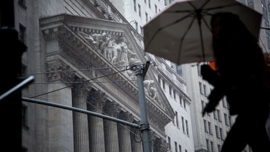 Wall Street movement
