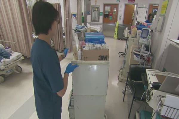 Children's medical costs keep rising