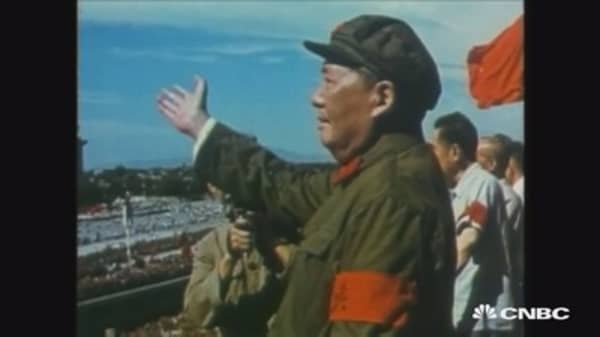 China's cultural revolution 50 years later