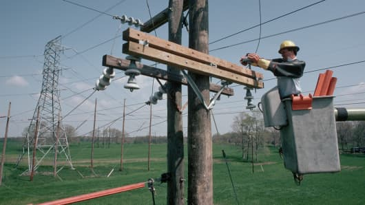 utilities telecom