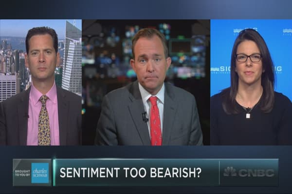 Sentiment has become extremely bearish: BofAML