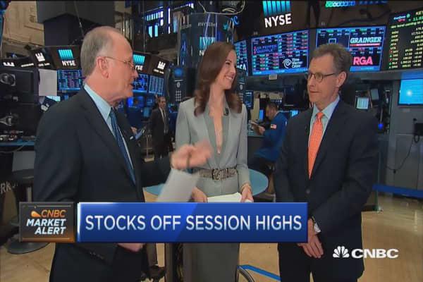 Oil bottom good news for stocks?