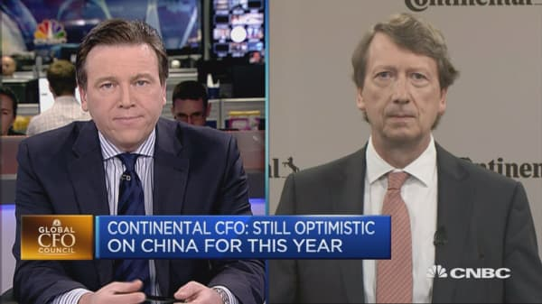 Brexit impact very limited for Continental: CFO