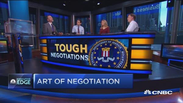 Executive Edge: Art of negotiation