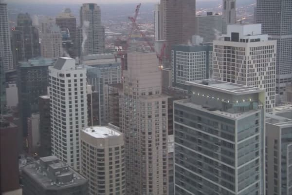 Chinese investors spent $300B on US real estate