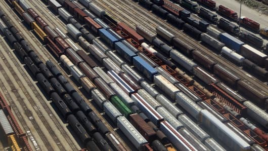 Freight Trains, transportation