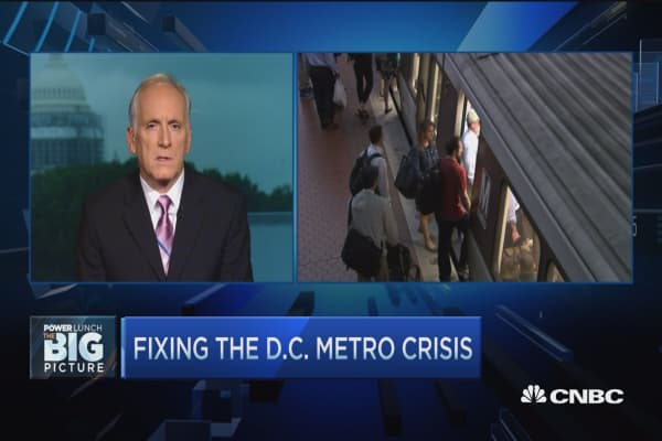 DC Metro GM: We can't wait any longer