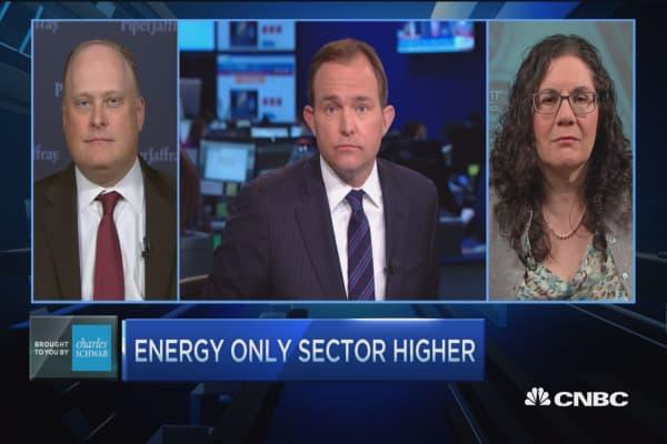 Buy energy stocks? Bull vs. bear