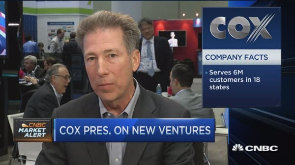 Cox's Esser: We're bringing disruption and innovation