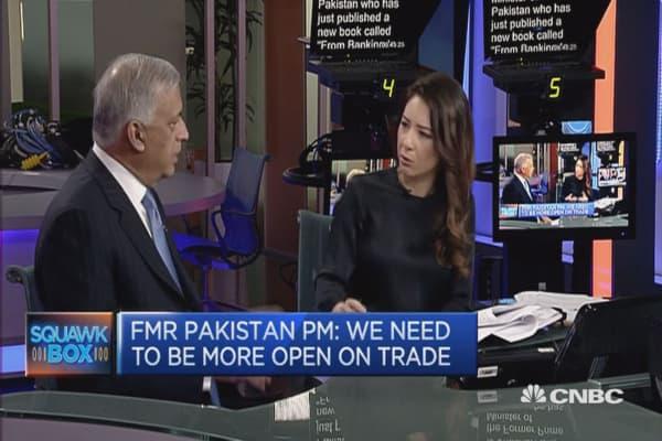 Connectivity will create economic activity: Fmr PM