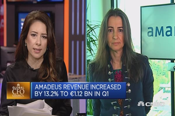 Travel industry is all about technology: Amadeus CFO