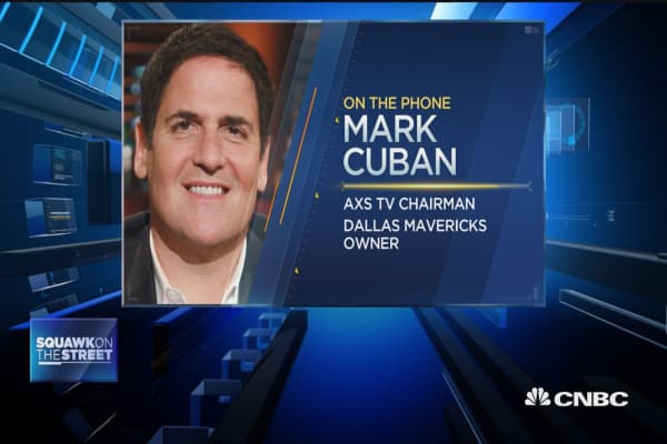Mark Cuban: Certainly a bubble, but not like 2000