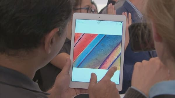 Apple iPad owners complain about glitchy iOS update