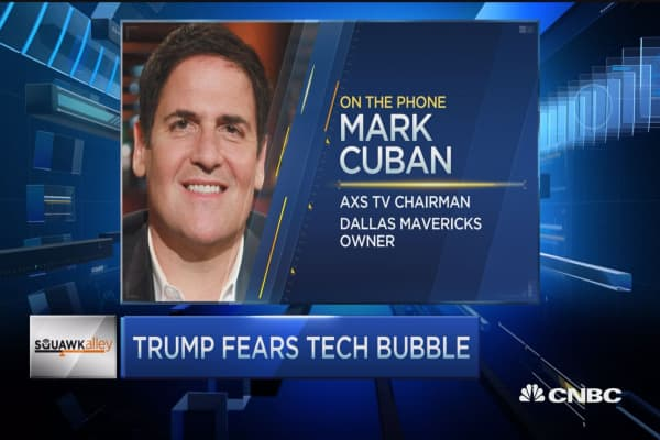 Mark Cuban: Here's where Silicon Valley is wrong