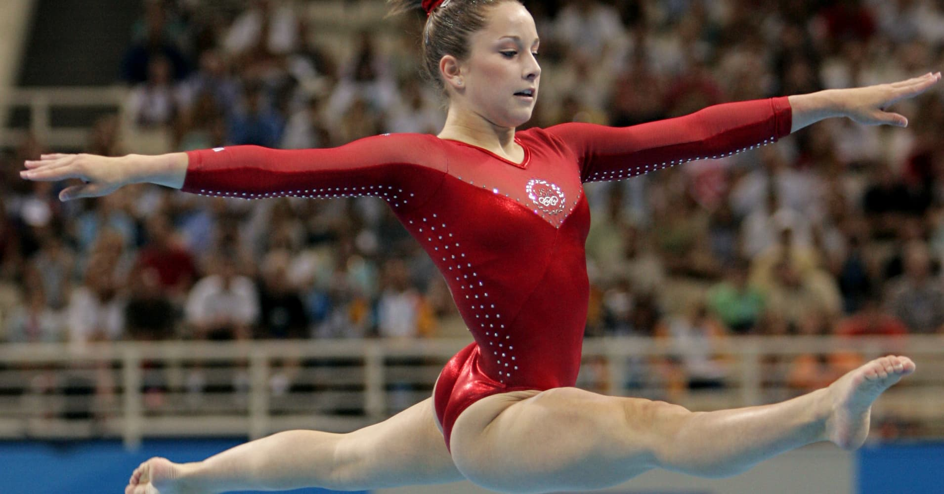 Carly Patterson Don T Give Up If You Want Gold