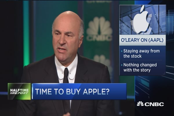 O'Leary on Apple
