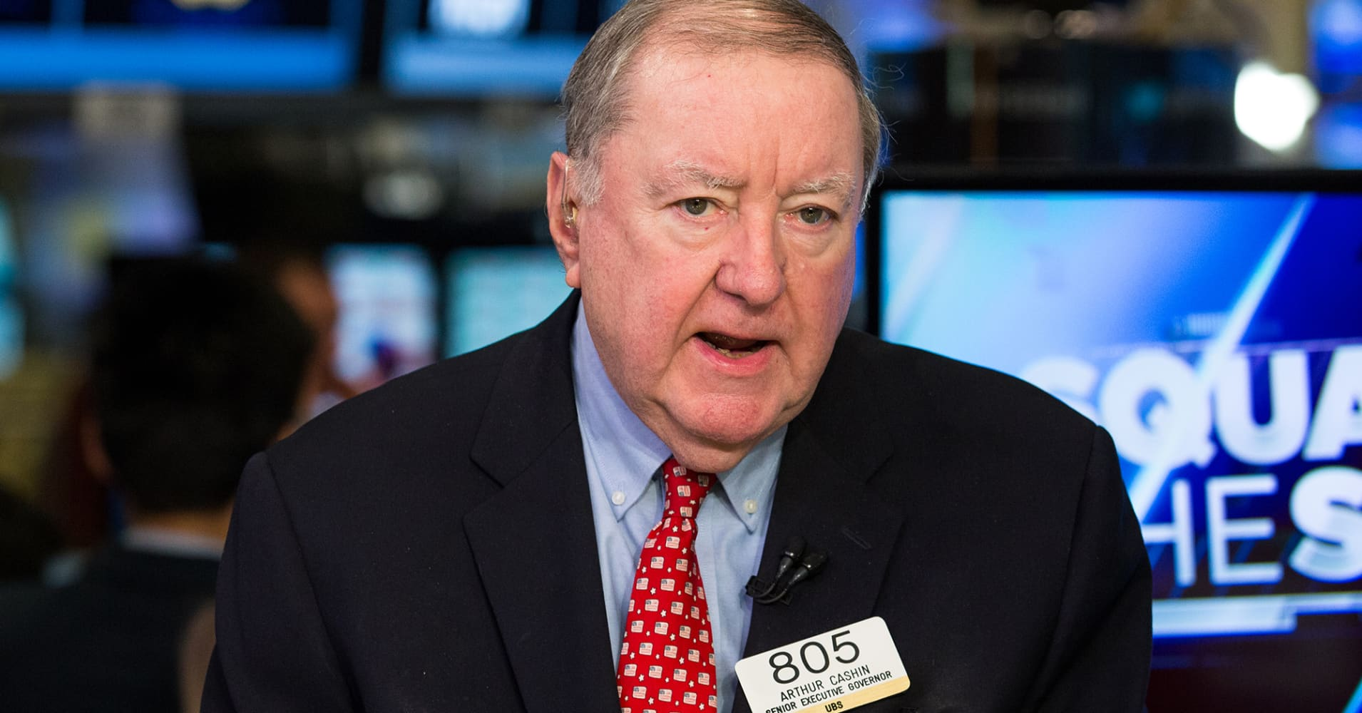Art Cashin: The stock market is like someone stumbling 'in a dark room'